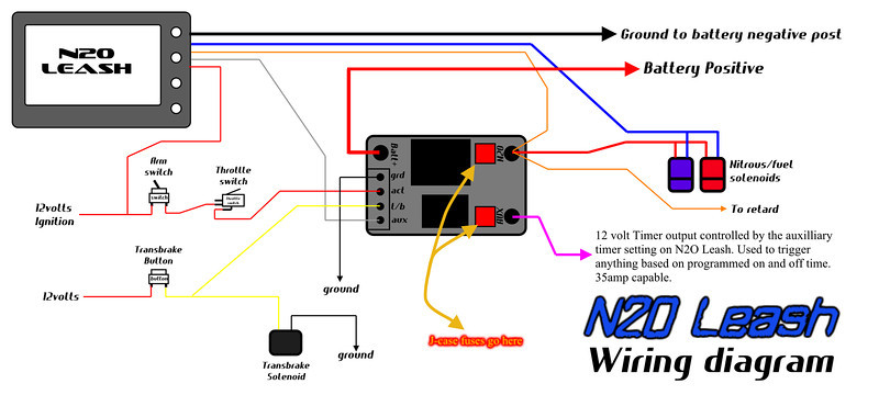 has anybody used this controller turbobullet com 3-Way Switch Wiring Diagram and the controller comes with my single stage nitrous board to make wiring easy and has the auxiliary relay on that board at Wiring a Potentiometer for Motor